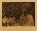 volume 15 facing: page  60 A Lake Mono basket-maker - photogravure plate