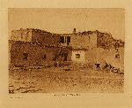 volume 16 facing: page  34 Jemez houses - photogravure plate