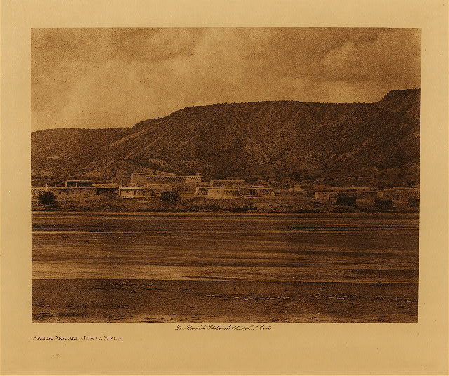 volume 16  facing: page  66 Santa Ana and Jemez River