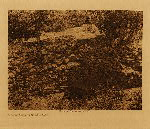 volume 16 facing: page  70 Partially excavated kivi, old Cochiti - photogravure plate