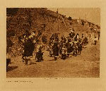volume 16 facing: page  218 Fiesta of San Estevan, A - Acoma - photogravure plate