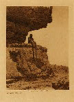 volume 17 Frontispiece The cliff-dweller - photogravure plate