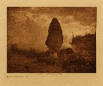 volume 17 facing: page  16 Firing pottery - Santa Clara - photogravure plate