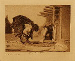 volume 17 facing: page  26 Cleaning wheat - San Juan - photogravure plate