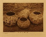volume 17 facing: page  102 Zuñi pottery - photogravure plate