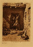 volume 17 facing: page  104 A Zu&ntilde;i doorway - photogravure plate