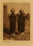 volume 17 facing: page  110 Zu&ntilde;i water carriers - photogravure plate