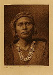 volume 17 facing: page  124 A Zuñi governor - photogravure plate