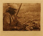 volume 18 facing: page  24 A Piegan woman - photogravure plate