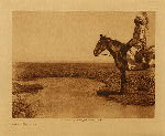 volume 18 facing: page  108 A Blood horseman - photogravure plate