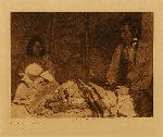 volume 18 facing: page  184 A beaver-bundle - Blackfoot - photogravure plate