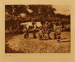 volume 19 facing: page  66 Dancers - Wichita - photogravure plate