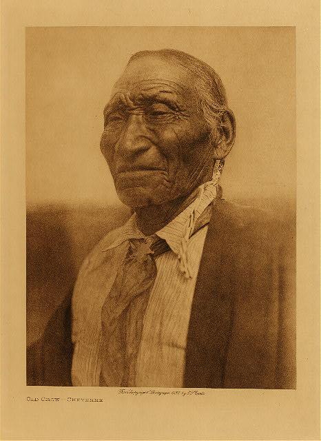 volume 19  facing: page  84 Old Crow - Cheyenne