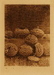 volume 20 facing: page  78 Baskets, Nunivak - photogravure plate