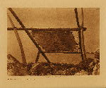 volume 20 facing: page  124 Drying walrus hide, Diomede - photogravure plate