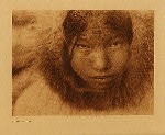 volume 20 facing: page  132 Diomede girl - photogravure plate
