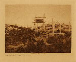 volume 20 facing: page  136 Home structure, Cape Prince of Wales - photogravure plate