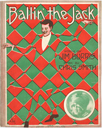 Cover for Ballin' the Jack