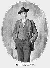 Image of Bert Williams