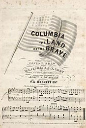 Image: Columbia the Land of the Brave