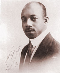 Image: Portrait of Eubie Blake