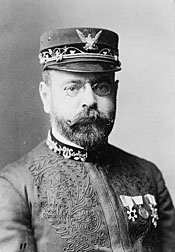 Image: John Philip Sousa, head-and-shoulders portrait, facing slightly right