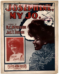 Image: Cover of Josephine, my Jo