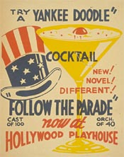 Image: Try a Yankee Doodle cocktail