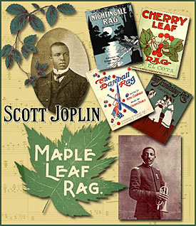 essay on scott joplin Scott joplin, the son of a freed slave and a freeborn woman, was a first generation free black american born around 1868 joplin was born in texas it was a.