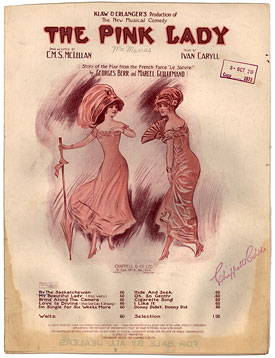 It's Showtime! Sheet Music from Stage and Screen (Library of Congress)