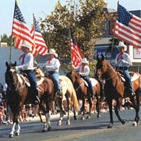 Tulare County Fair Parade, Sept. 1999