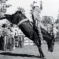 Matt Condo, five-time All Around Champion Cowboy