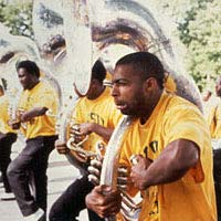 Kentucky State University Marching Band, September 1999