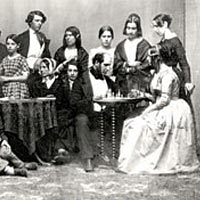 Jackson Family, from an 1846 daguerreotype