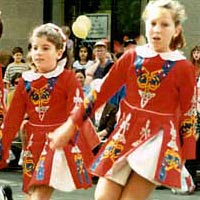 Rita O'Shea Irish Step Dancers have led off the entertainment every year of the Fair