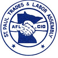 Logo of St. Paul Trades & Labor Assembly