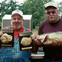 Winners of 1999 Bison Fest Fishing Tournament