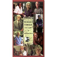 "Cover of the video ""Ozarks Voices"""