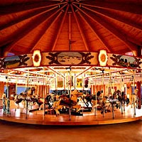 City Park Carousel, Shelby, NC