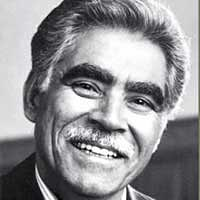 Photo portrait of Rudolfo Anaya