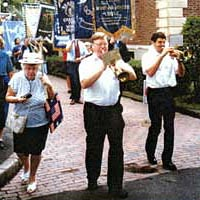 1995 CLSC Recognition Day Parade