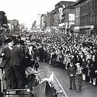 Buffalo St. Patrick's Day Parade, 1946