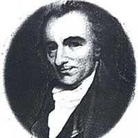 Portrait of Thomas Paine, 1737-1809