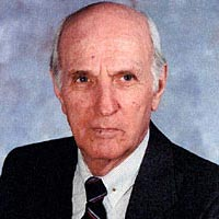 Recent portrait photo of Marvin E. Purk