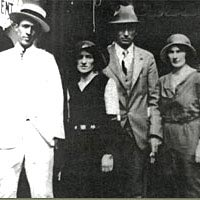 Jimmie Rodgers and the Carter Family, 1931