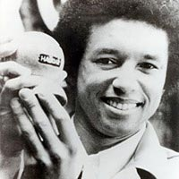 Arthur Ashe - Inducted 1979 - Tennis