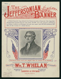 The Jeffersonian Banner [Sheet music]
