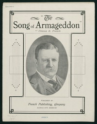 The Song of Armageddon [Sheet music]