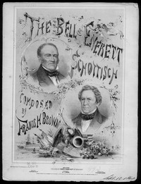 The Bell and Everett schottisch [sheet music]