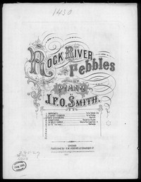Into Vicksburg [sheet music]
